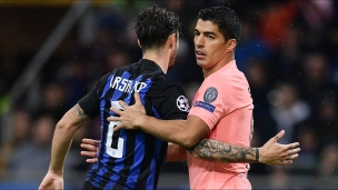 Inter Milan 1 - FC Barcelone 1