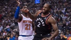 Knicks 112 - Raptors 128