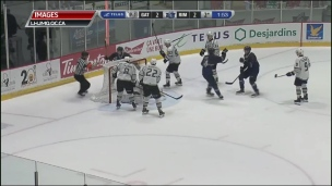 Olympiques 2 - Océanic 3