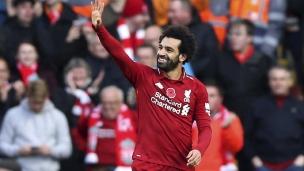 Liverpool 2 - Fulham 0