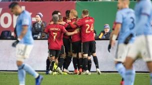 Atlanta United 3 - NYFC 1