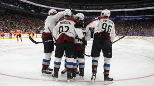 Avalanche 4 - Oilers 1