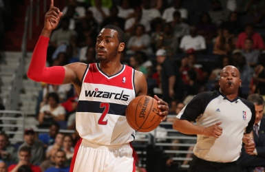 NBA : Wall empoche gros à Washington