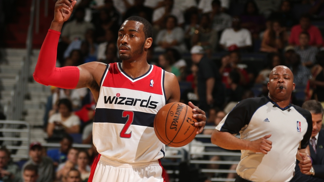 NBA : John Wall prolonge à Washington