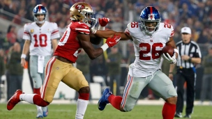 Giants 27 - 49ers 23