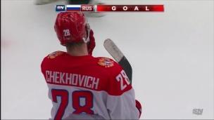Russie 5 - LHJMQ 1