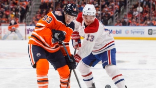 CH Express : l'histoire du match: Canadiens-Oilers