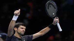 Finales ATP : Djokovic vs Zverev