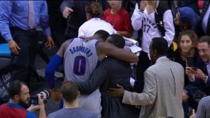 Les Pistons de Dwane Casey se sauvent avec la victoire!