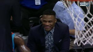 Knicks 103 - Thunder 128