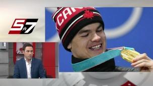 Ski acrobatique : les têtes d'affiche carburent aux défis