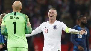 Angleterre 3 - États-Unis 0