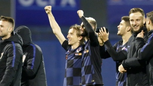 Croatie 3 - Espagne 2