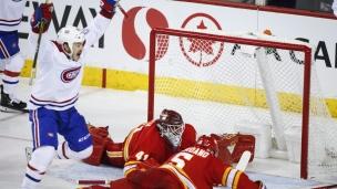 L'histoire du match : Canadiens c. Flames