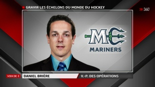 Daniel Brière : gravir les échelons du monde du hockey