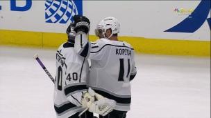 Kovalchuk et Kopitar s'occupent des Hawks
