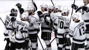 Kings 2 - Blackhawks 1 (Tirs de barrage)