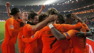 Ligue des Nations : Pays-Bas 2 - France 0