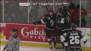 Voltigeurs 1 - Olympiques 7