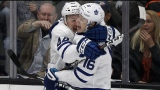 Morgan Rielly et Mitch Marner