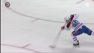 Petry repère Tatar dans la zone des buts
