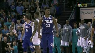 Jimmy Butler, un nouveau héros à Philly