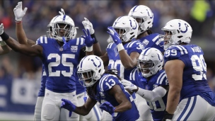 Titans 10 - Colts 38