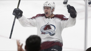 Avalanche 4 - Ducks 3 (Prolongation)
