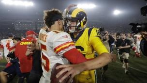 Chiefs 51 - Rams 54