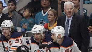 Oilers 4 - Sharks 3 (Prolongation)