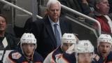 Ken Hitchcock est maintenant derrière le banc des Oilers d'Edmonton
