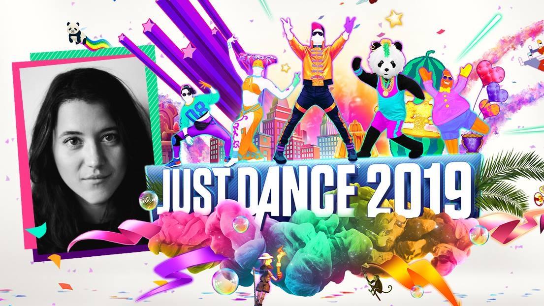 Concours Just Dance avec Cath Brunet