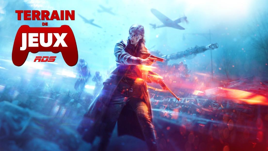 Terrain de jeux - Battlefield