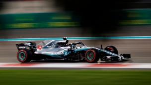 Une course à l'image de la saison pour Hamilton
