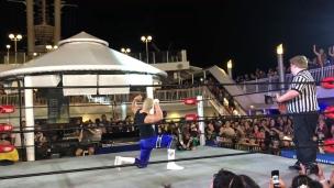 Kelly nous raconte la croisière de Chris Jericho