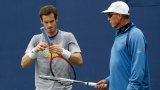 Andy Murray et Ivan Lendl