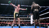 Tyson Fury et Deontay Wilder