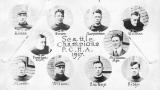 Les Metropolitans de Seattle, les premiers champions de la Coupe Stanley en provenance des États-Unis