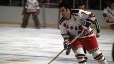 Rangers : un écusson en hommage à Rod Gilbert