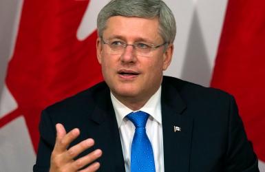 Bien fait, Monsieur Harper