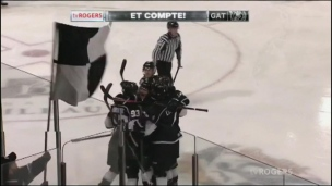 67's 1 - Olympiques 2