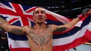 Holloway trop fort pour Ortega