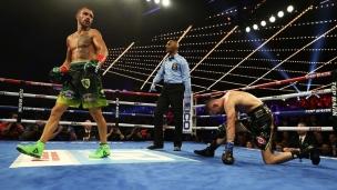Une leçon de boxe signée Lomachenko