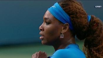 Serena, sans surprise
