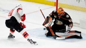 Devils 5 - Ducks 6 (Tirs de barrage)