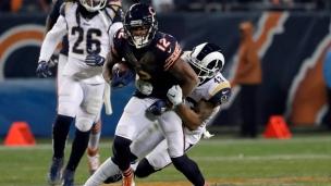 Rams 6 - Bears 15