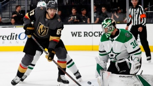 Stars 2 - Golden Knights 4