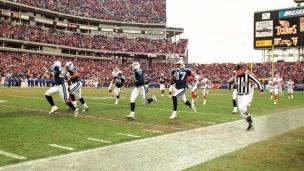 Top-5 : Passes latérales dans la NFL