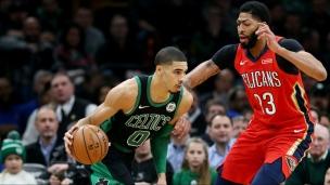 Pelicans 100 - Celtics 113