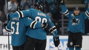 Devils 2 - Sharks 5